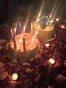 Javeria Saud daughter Jannat birthday 03