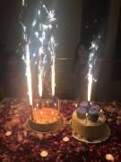 Javeria Saud daughter Jannat birthday 04