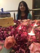 Javeria Saud daughter Jannat birthday 07