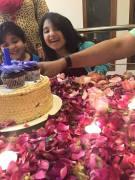Javeria Saud daughter Jannat birthday 09