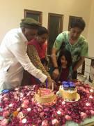 Javeria Saud daughter Jannat birthday 12