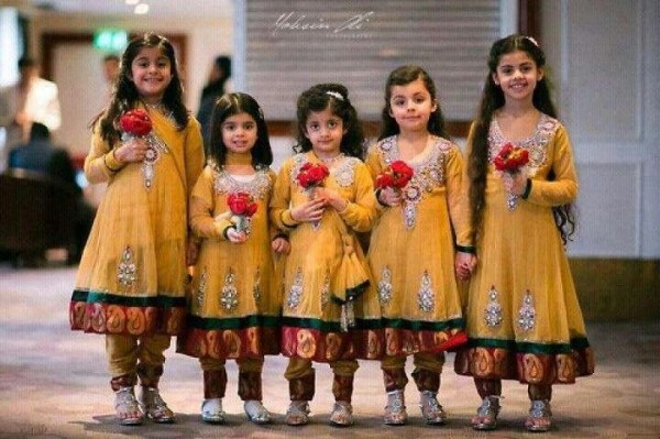 Kids Fancy dresses 2016 in Pakistan-feature image