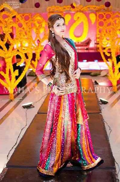 Multi Color  Lehenga Choli dresses