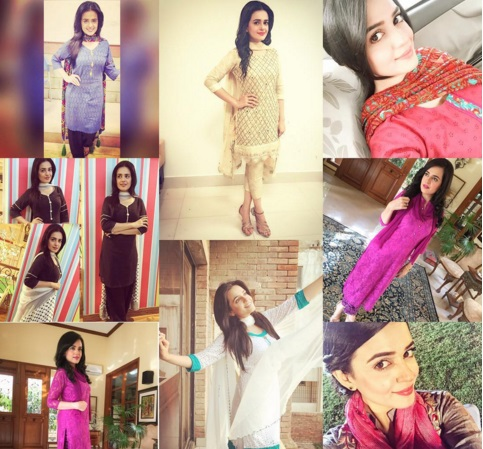 Sumbal Iqbal latest pictures