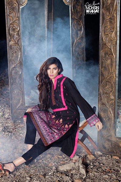 Taana Baana Winter Collection 2015 For Women002