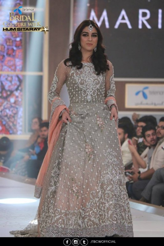 The beautiful couple Maya Ali and Osman Khalid Butt romanced on ramp (2)