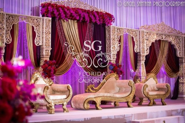 Wedding  Stage Decoration Ideas 2016- gr8