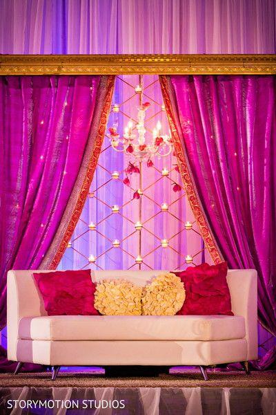 Wedding Stage Decoration Ideas 2016- simplicity