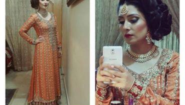 See Ayeza Khan's photo shoot for Fresh Look Beauty Lounge