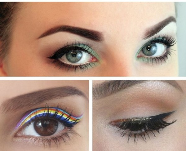 Colorful Graphic eyeliner-4
