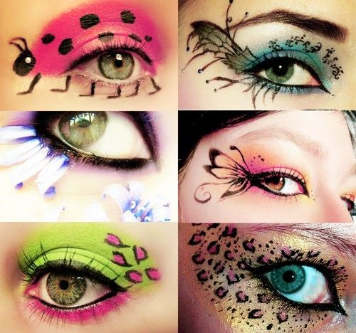 Make up Art- crazy