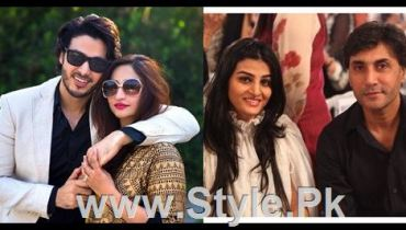 See Pakistani Actors with their wives