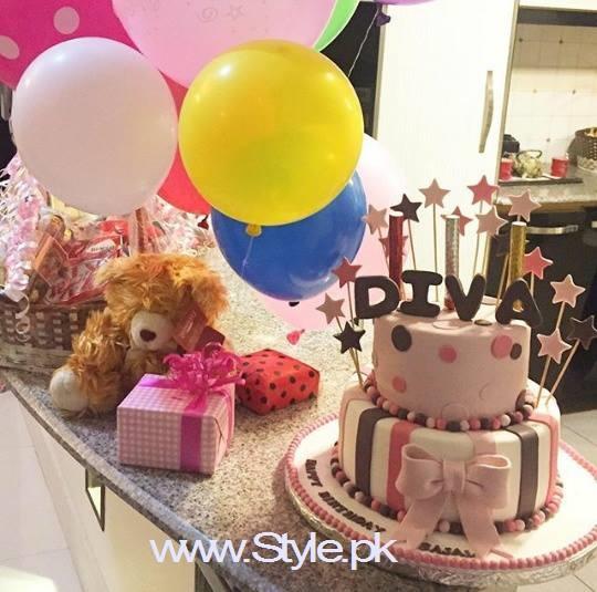Sajjal Ali celebrating her 22nd birthday (3)
