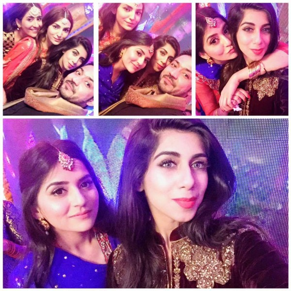 Sanam Baloch at her Brother's Mehndi (5)