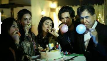 Sarwat gilani celebrated her Birthday