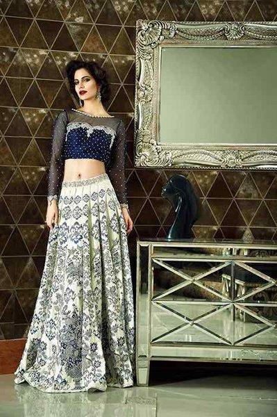 Shiza Hassan Bridal Wear Dresses 2016 For Women001