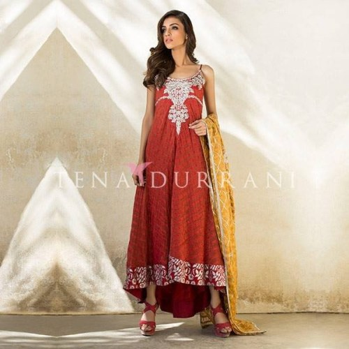 Tena  Durrani Party Wear Collection 2016 For Women0013