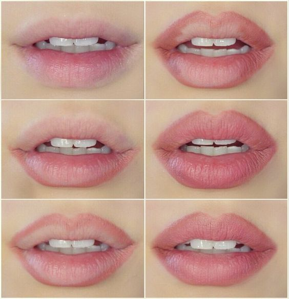 Amazing Tricks For Perfect Lipstick.natural