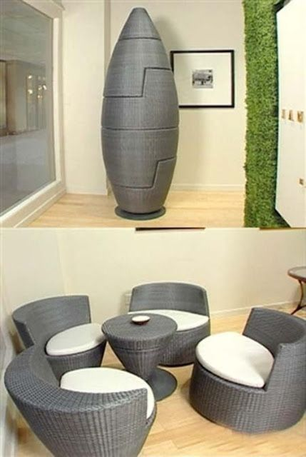 Convertible Furniture Ideas for Small Space. glope
