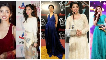 Mahira Khan's Most Iconic Style Moments