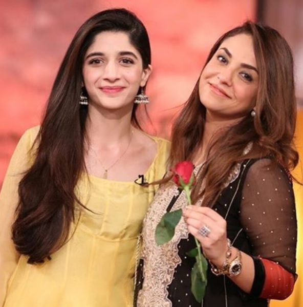 See Nadia Khan praised Mawra Hocane for avoiding vulgarity in Sanam Teri Kasam