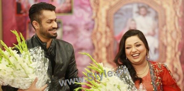 Pakistani Celebrities celebrating Valentines day (14)