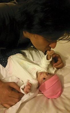 See Sahir Lodhi is blessed with a daughter
