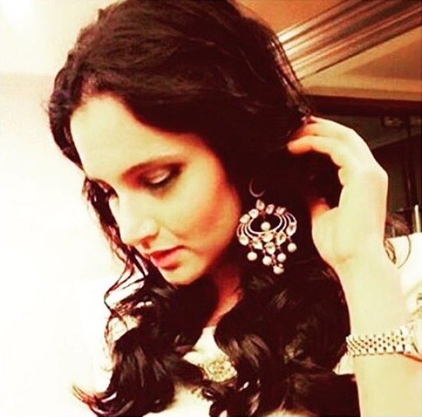 Sania Mirza at Ndtv indian of the year event