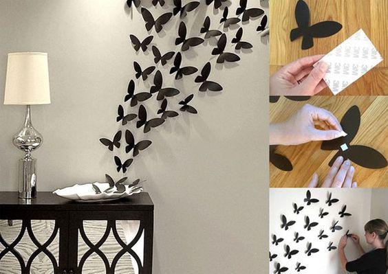 Stylish Wall decorating ideas