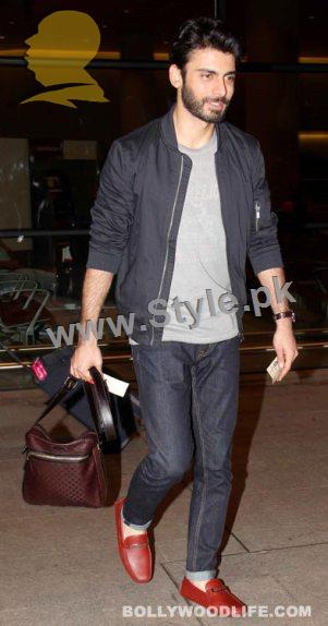 Trendy pictures of Pakistani Celebrities at Airport (7)