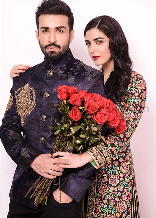 azfar rehman and maya ali hot