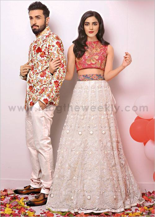 maya ali and azfar rehman photoshoot