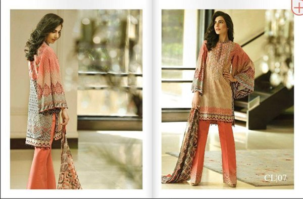 Crescent Lawn Dresses 2016 For Women006