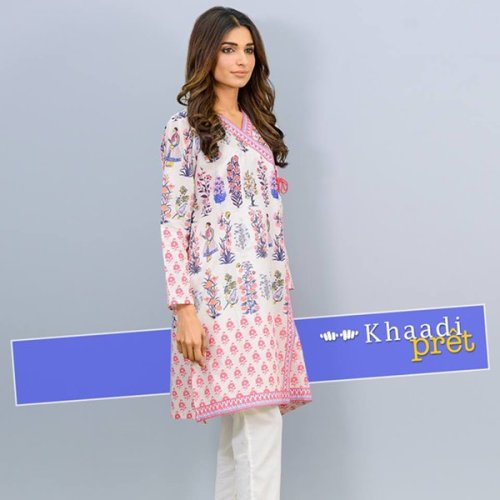 Khaadi Pret Wear Dresses 2016 Volume 2 For Women007