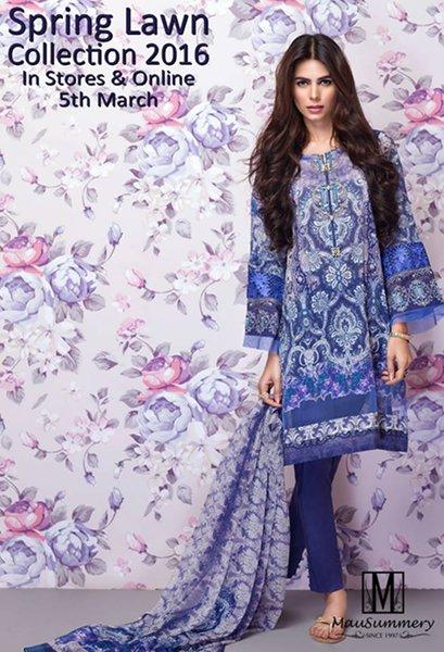 Mausummery Spring Dresses 2016 For Women004