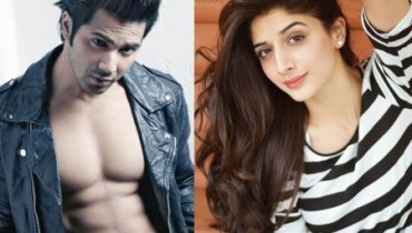 See Mawra Hocane and Varun Dhawan are appearing together in Jalwa 2