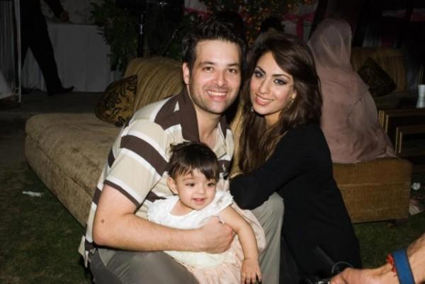 Mikaal Zulfiqar family