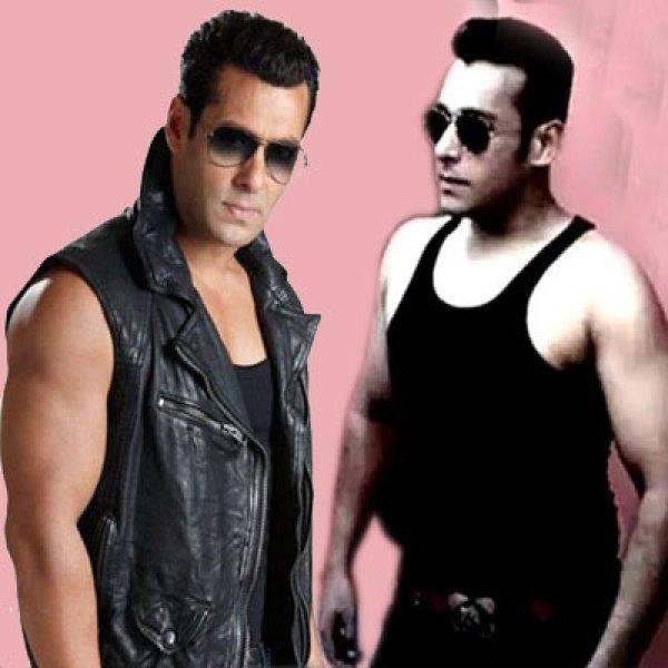 Husnain Saleem and Salman Khan