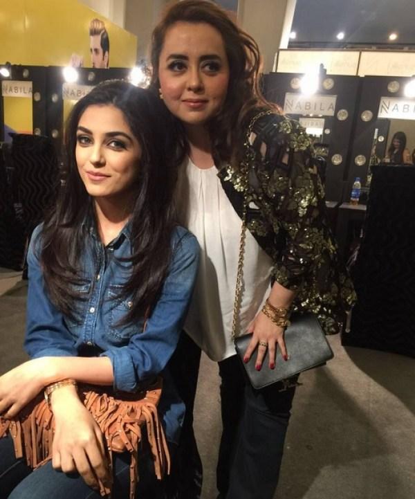maya ali with maria b