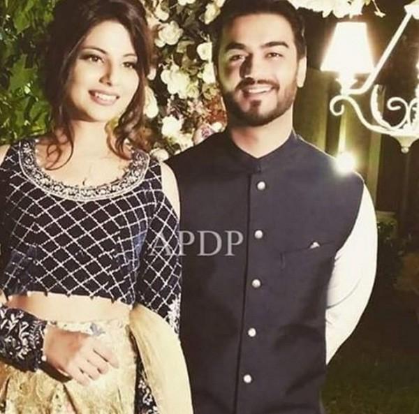 Ahmad Zeb Engagement Picture