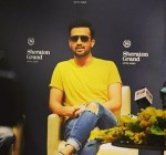 Atif Aslam In Dubai For ARY Film Awards 2016