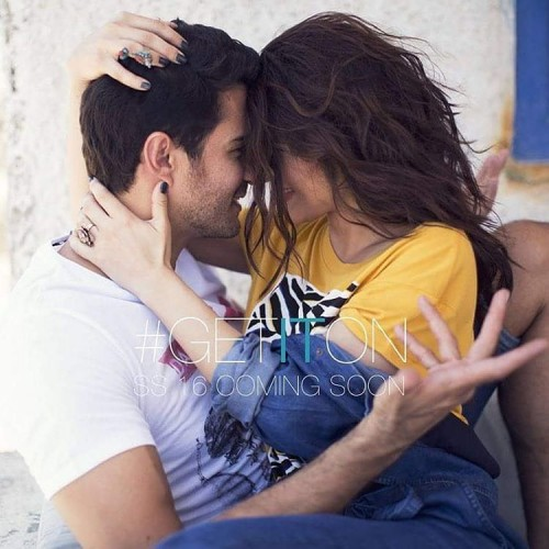 Ayesha Omar and Sikander Rizvi's photoshoot for Pepe Jeans (2)