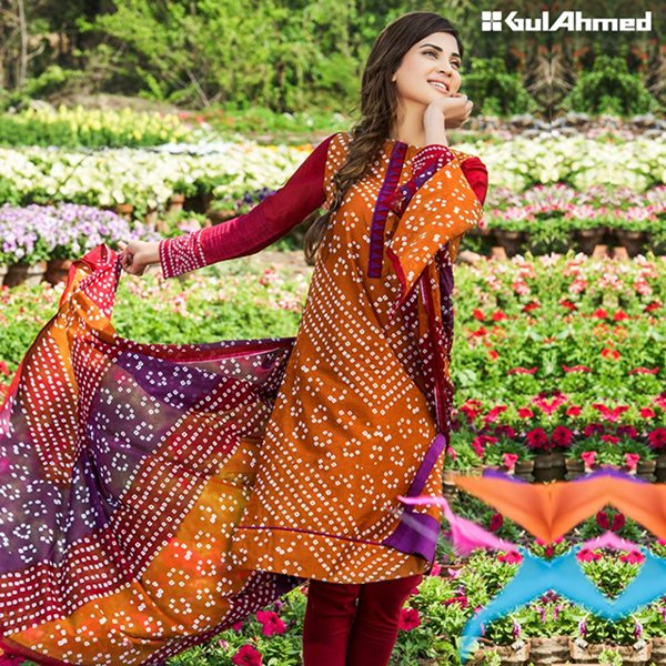 Gul Ahmed Summer Dresses 2016 Volume 2 For Women009