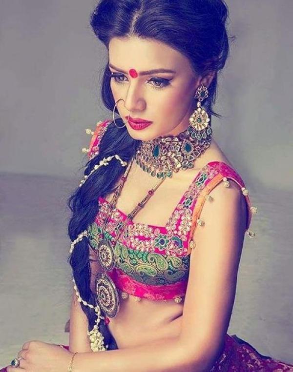 Kiran Haq Bold Photoshoot