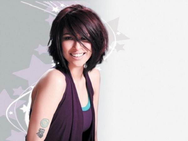 Meesha Shafi Tattoo
