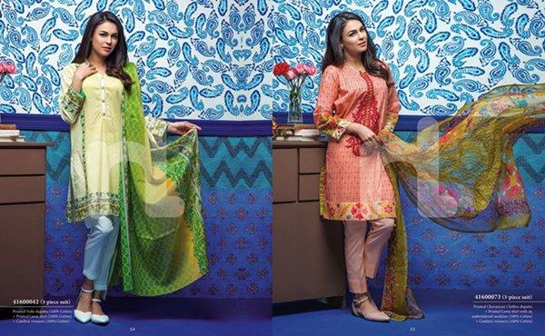 Nishat Linen Summer Dresses 2016 Volume II For Women0013