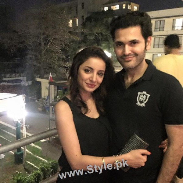 See Pakistani Celebrities at the Launch of International Watch brand