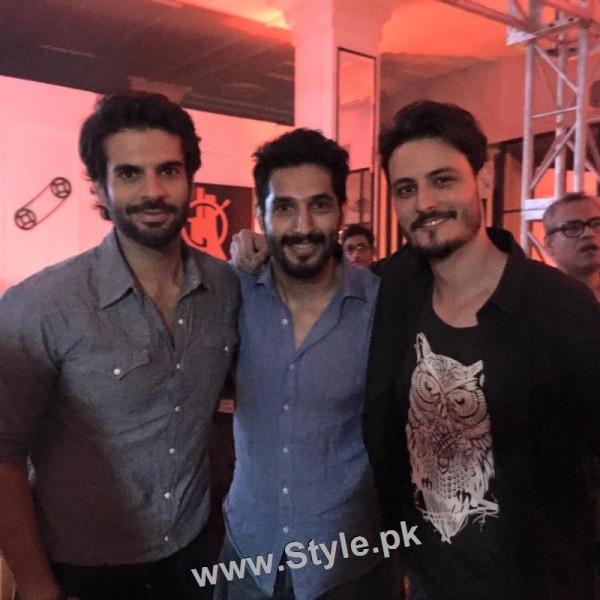 Pakistani Celebrities at the Launch of International Watch brand (7)