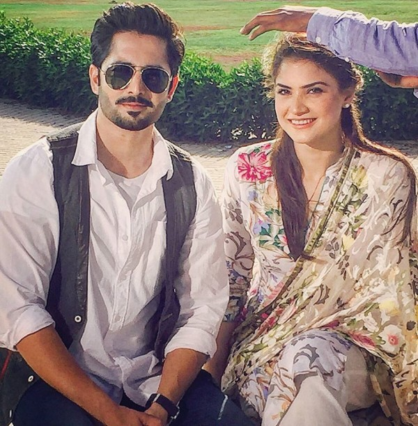 Pictures from Upcoming Pakistani Movie Tum hi tou ho (3)