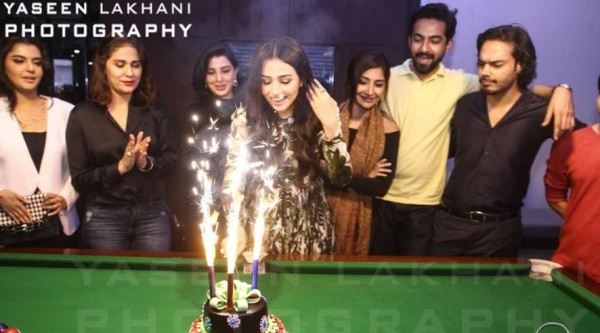 Sana Javed is an actress who has many close friends in Industry (6)